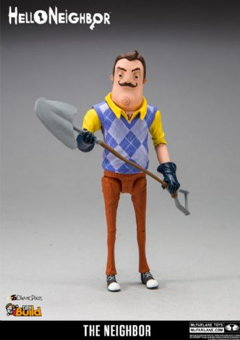 Hello Neighbor The Neighbor Action Figure